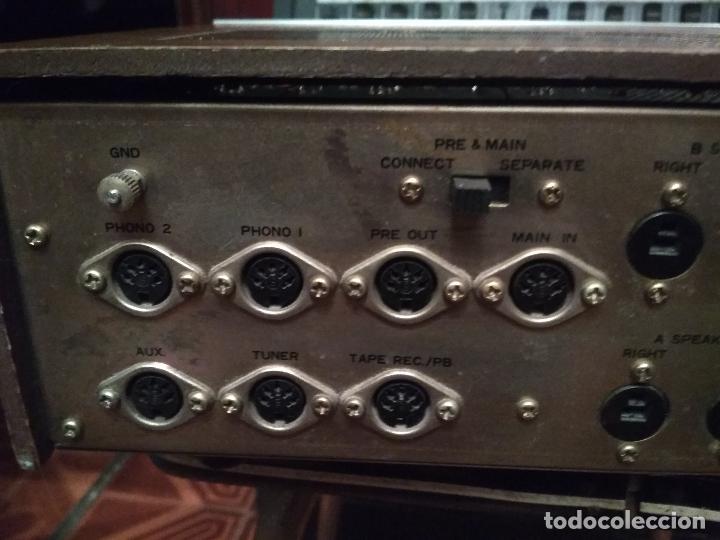 Radios antiguas: AMPLIFICADOR NIKKO TRM-230 VINTAGE MUY BUEN ESTADO RAMON ELECTRONICA - Foto 6 - 231073585