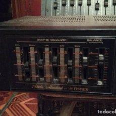 Radios antiguas: AMPLIFICADOR FISHER CA-225R RAMON ELECTRONICA. Lote 270110498