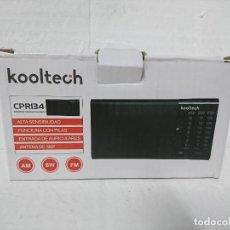 Radios antiguas: RADIO TRANSISTOR KOOLTECH CPR134. Lote 231396290