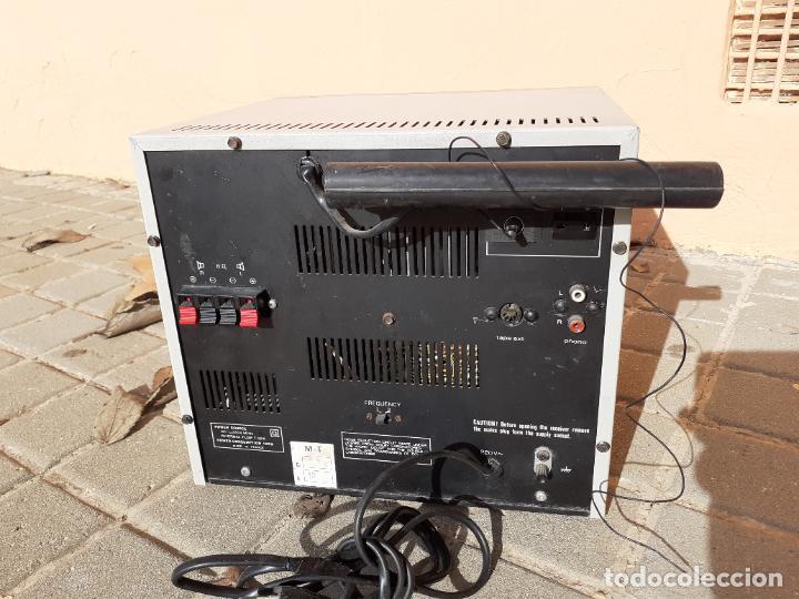 Radios antiguas: CADENA DE MÚSICA VINTAGE THOMSON 251T CASETTE RADIO - Foto 6 - 232000860