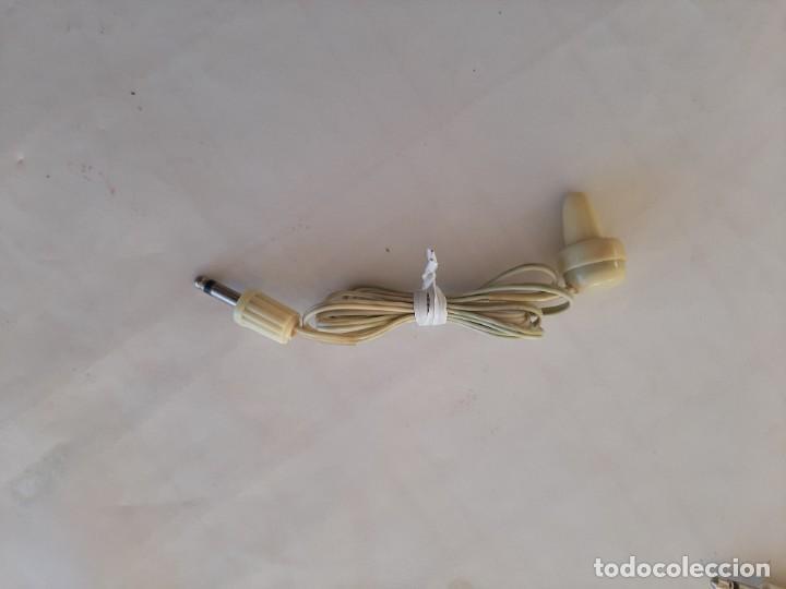 Radios antiguas: Antiguo auricular mono utilizado en radio a transistores de los años 60/70 - Foto 2 - 233329720