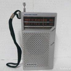 Radios antiguas: RADIO TRANSISTOR SANYO RP 5065. Lote 233378855