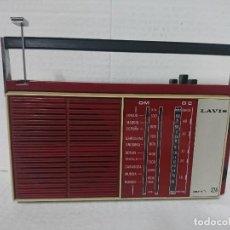 Radios antiguas: RADIO TRANSISTOR LAVIS326. Lote 233448280