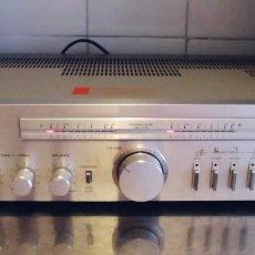 Rádios antigos: AMPLIFICADOR SONY -TA-343,PESA,6,200 KG,FUNCIONA PERFECTAMENTE. Lote 233892385