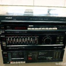 Radios antiguas: EQUIPO MUSICA SONIDO HIFI.. VINTAGE AKAI. Lote 233934815