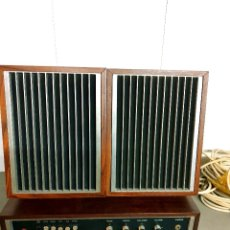 Radios Anciennes: ANTIGUO HILO MUSICAL CON ALTAVOCES. Lote 233937270