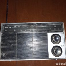 Radios antiguas: TRANSISTOR PHILIPS AÑOS 70. Lote 233998635