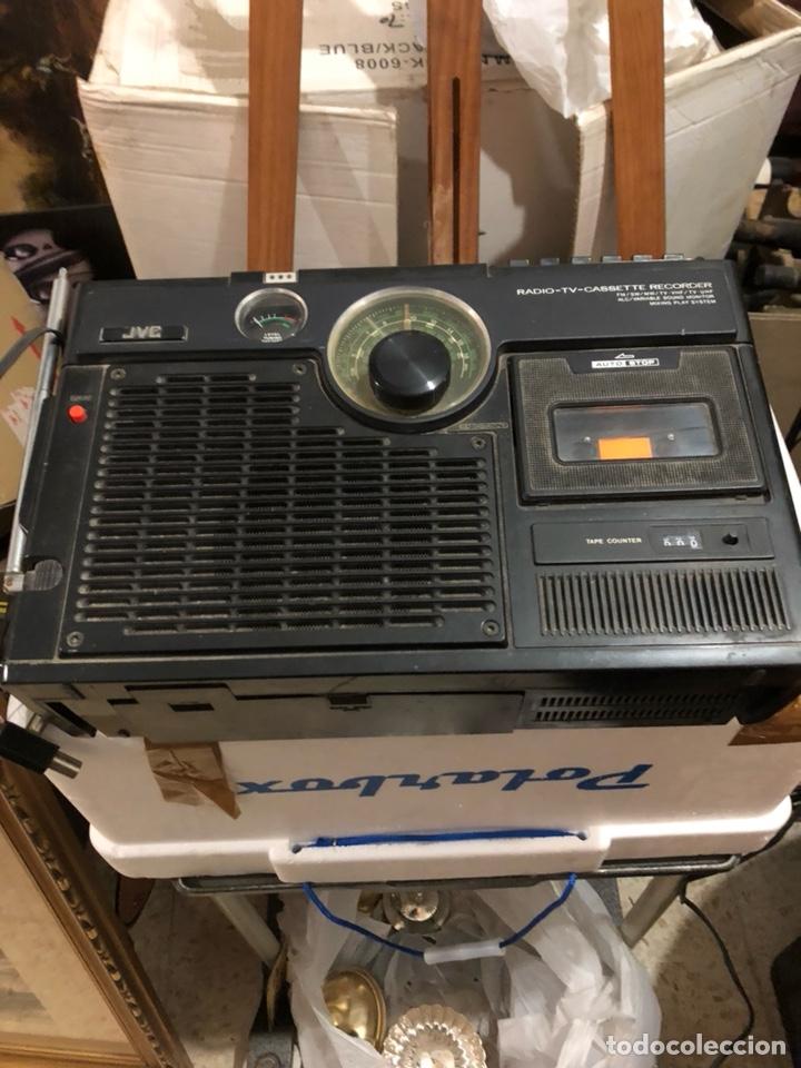 Radios antiguas: Lote de 2 aparatos de radio antiguos, para revisar - Foto 10 - 234770895