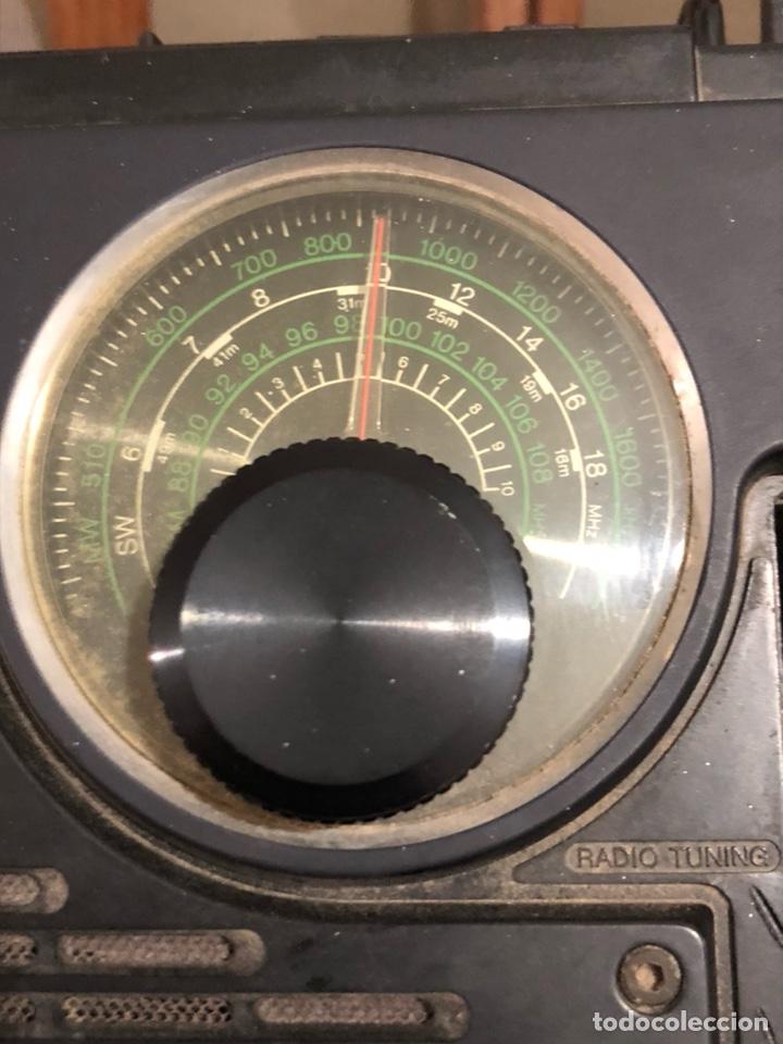Radios antiguas: Lote de 2 aparatos de radio antiguos, para revisar - Foto 13 - 234770895