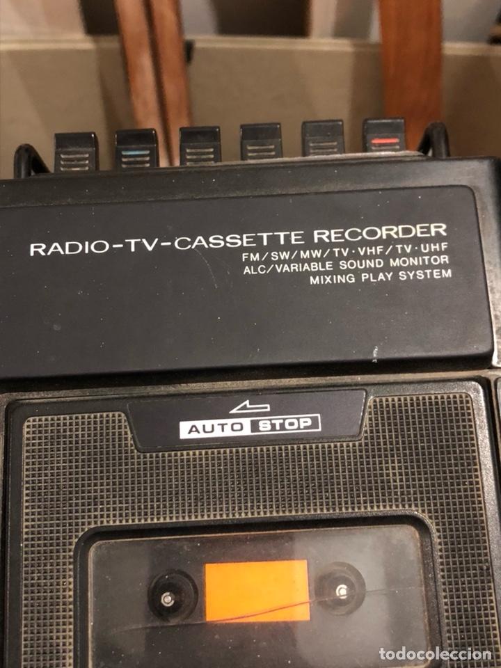 Radios antiguas: Lote de 2 aparatos de radio antiguos, para revisar - Foto 15 - 234770895