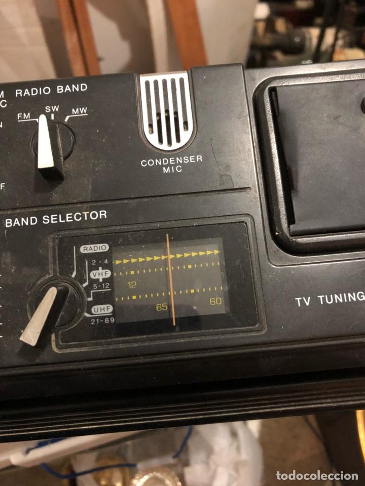 Radios antiguas: Lote de 2 aparatos de radio antiguos, para revisar - Foto 19 - 234770895