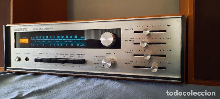 Radios antiguas: HIFI AUDIOTRONIC LR1200X - VINTAGE + ALTAVOCES WHARFEDALE INCLUIDOS - VER VIDEO - Foto 4 - 234914205