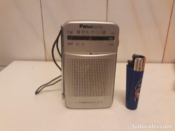 TRANSISTOR PANASONIC FUNCIONANDO (Radios, Gramófonos, Grabadoras y Otros - Transistores, Pick-ups y Otros)