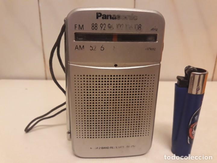 Radios antiguas: Transistor Panasonic funcionando - Foto 2 - 234915670