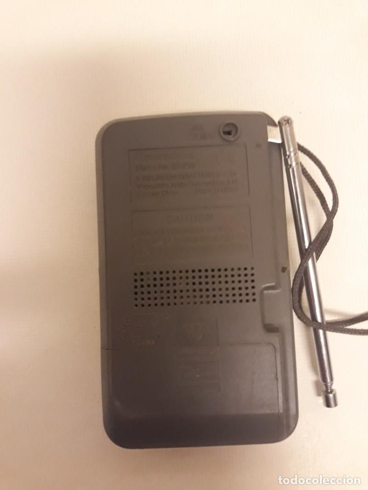 Radios antiguas: Transistor Panasonic funcionando - Foto 3 - 234915670