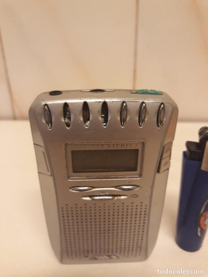 Radios antiguas: Transistor AIVA funcionando - Foto 2 - 234917805