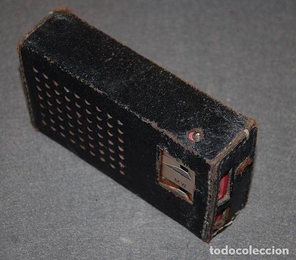 Radios antiguas: TRANSISTOR PRESIDENT DE LUXE HIFI AÑOS 60 - Foto 3 - 234977955