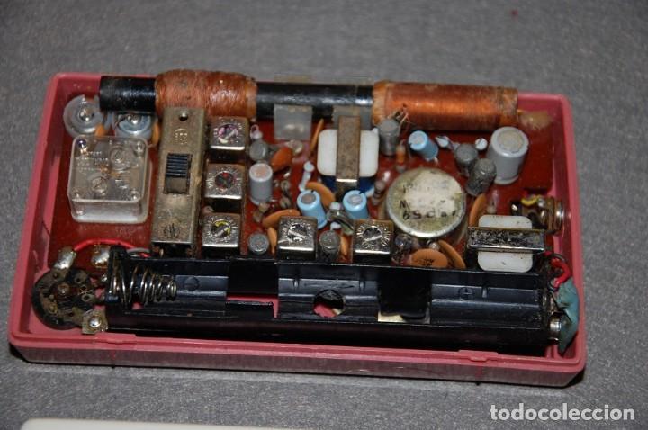 Radios antiguas: TRANSISTOR PRESIDENT DE LUXE HIFI AÑOS 60 - Foto 4 - 234977955