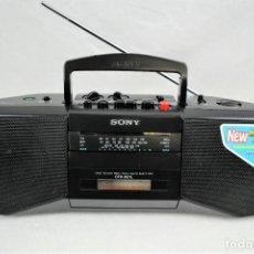 Radios antiguas: RADIO CASSETTE SONY CFS-B21L. Lote 235152515