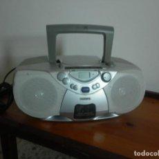 Radios antiguas: CD RADIO CASSETTE RECORDER AZ1008 PHILIPS. Lote 235531050