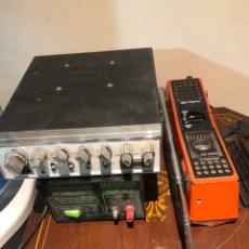 Radio antiche: BUEN LOTE DE APARATOS DE RADIO. Lote 235805675