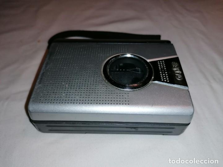 Radios antiguas: Sanyo Talkbook VAS Walkman - Foto 2 - 236060635