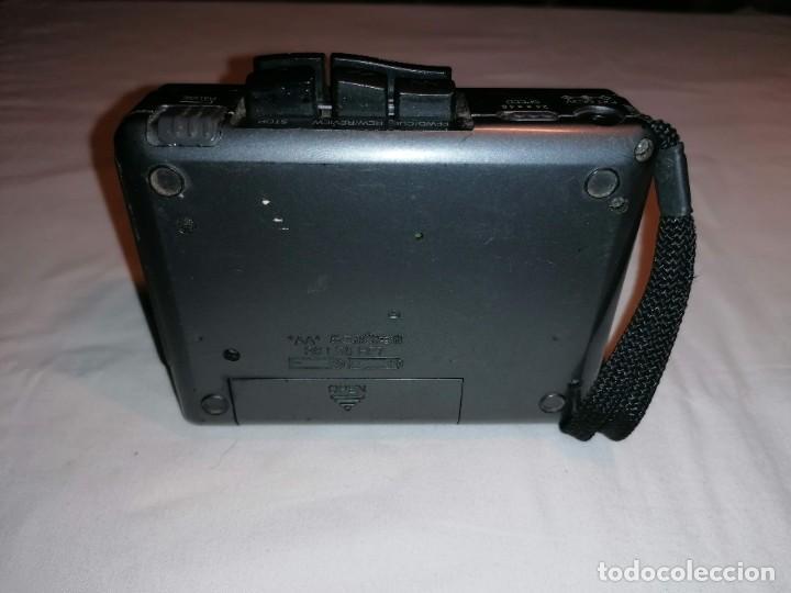 Radios antiguas: Sanyo Talkbook VAS Walkman - Foto 3 - 236060635