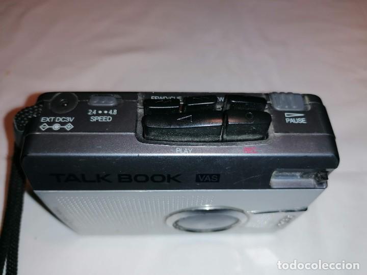 Radios antiguas: Sanyo Talkbook VAS Walkman - Foto 4 - 236060635
