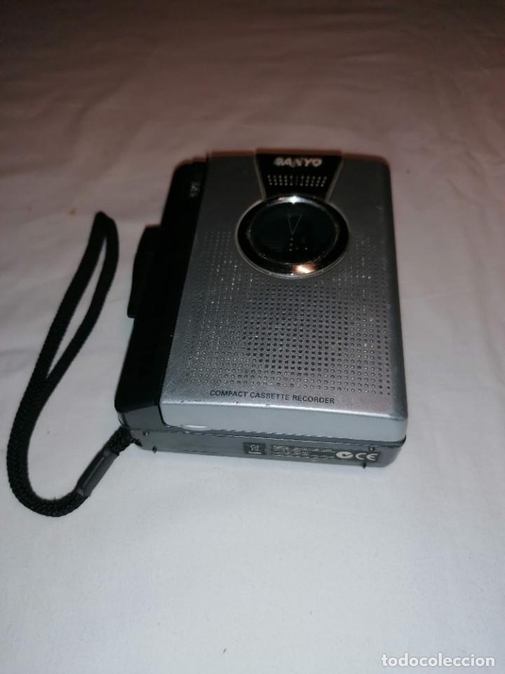 Radios antiguas: Sanyo Talkbook VAS Walkman - Foto 5 - 236060635