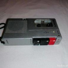 Radios antiguas: SONY MICRO CASSETTE CORDER M-9. Lote 236061650