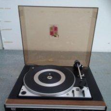 Radio antiche: TOCADISCOS PLATO ANTIGUO MARCA BETTOR EF-8 20 CMS. DE ALTO X 42 DE ANCHO X 37 LARGO. Lote 236554005