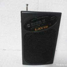 Radios antiguas: RADIO TRANSISTOR LAVIS M60. Lote 237151310