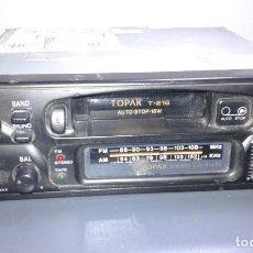 Radios antiguas: RADIO CASSETTE DE COCHE. Lote 237365770