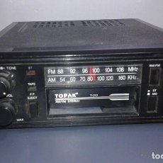 Radios antiguas: RADIO CASSETTE DE COCHE. Lote 237369905