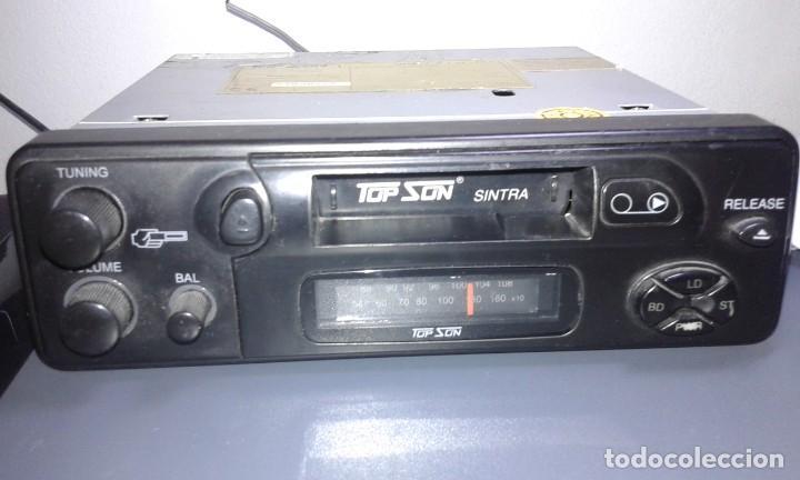 RADIO CASSETTE DE COCHE (Radios, Gramófonos, Grabadoras y Otros - Transistores, Pick-ups y Otros)