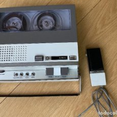 Radios antiguas: REEL TO REEL TAPE RECORDER, AIWA TP-703 .. Lote 237767065