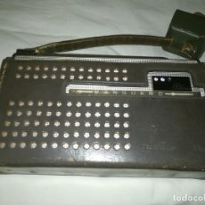 Radios antiguas: RADIO VANGUARD POLARIS DE LUXE 12PT. Lote 238509615