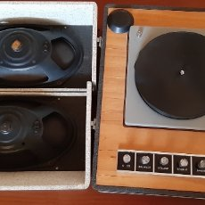 Radios Anciennes: TOCA DISCOS BETTOR MARK 240S. Lote 238726910
