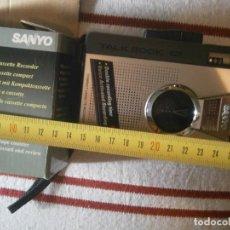 Radios antiguas: SANYO CON SU CAJA ORIGINAL, TRC-1149.. Lote 239406590