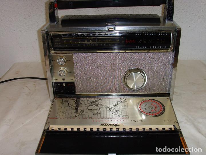 RADIO MULTIBANDAS ZENITH 3000 (Radios, Gramófonos, Grabadoras y Otros - Transistores, Pick-ups y Otros)