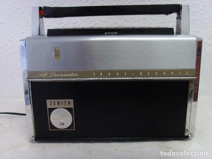 Radios antiguas: RADIO MULTIBANDAS ZENITH 3000 - Foto 10 - 239496400