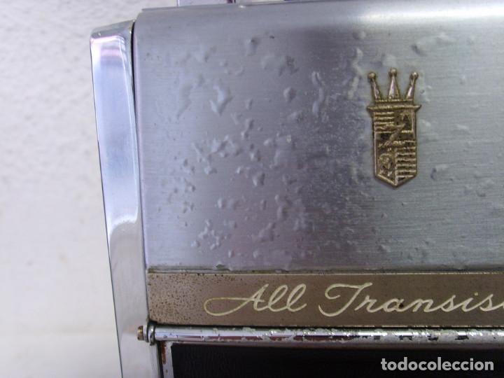 Radios antiguas: RADIO MULTIBANDAS ZENITH 3000 - Foto 13 - 239496400