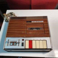 Radios antiguas: COMPACT CASSETTE, UNIVERSUM, DE SOBREMESA, SIN PROBAR POR FALTA DE CONOCIMIENTOS, BUEN ASPECTO.. Lote 240261015