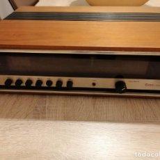 Radios antiguas: BONITO RADIO PREPARADO PARA AMPLIFICADOR LAP TUNER 5900 STEREO SISTEM AÑOS 80. Lote 240420880