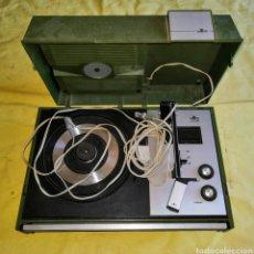 Radios antiguas: TOCADISCOS DE MALETA - COSMO - . ENVIO CERTIFICADO INCLUIDO.. Lote 240654575