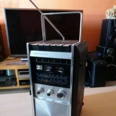 Radios antiguas: RADIO PHONOGRAPH CASSETTE TAPE RECORDER PANASONIC SG-110 - RARO¡. Lote 240853520