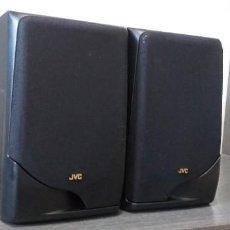 Radios antiguas: *** 30W - JVC *** ALTAVOCES DE SOBRE MESA O ESCRITORIO. Lote 240951950