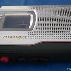 Radios antiguas: CASSETE , GRABADORA SONY TCM 150 CASSETTE - CORDER TCM 150 CLEAR VOICE. Lote 240991600