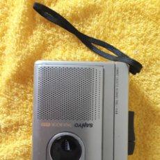 Radios antiguas: GRABADORA CASSETE MARCA SANYO. Lote 242881840