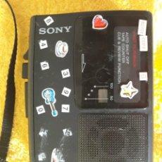 Radios antiguas: GRABADORA SONY. Lote 242882370